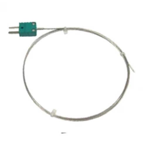 Miniature thermocouple