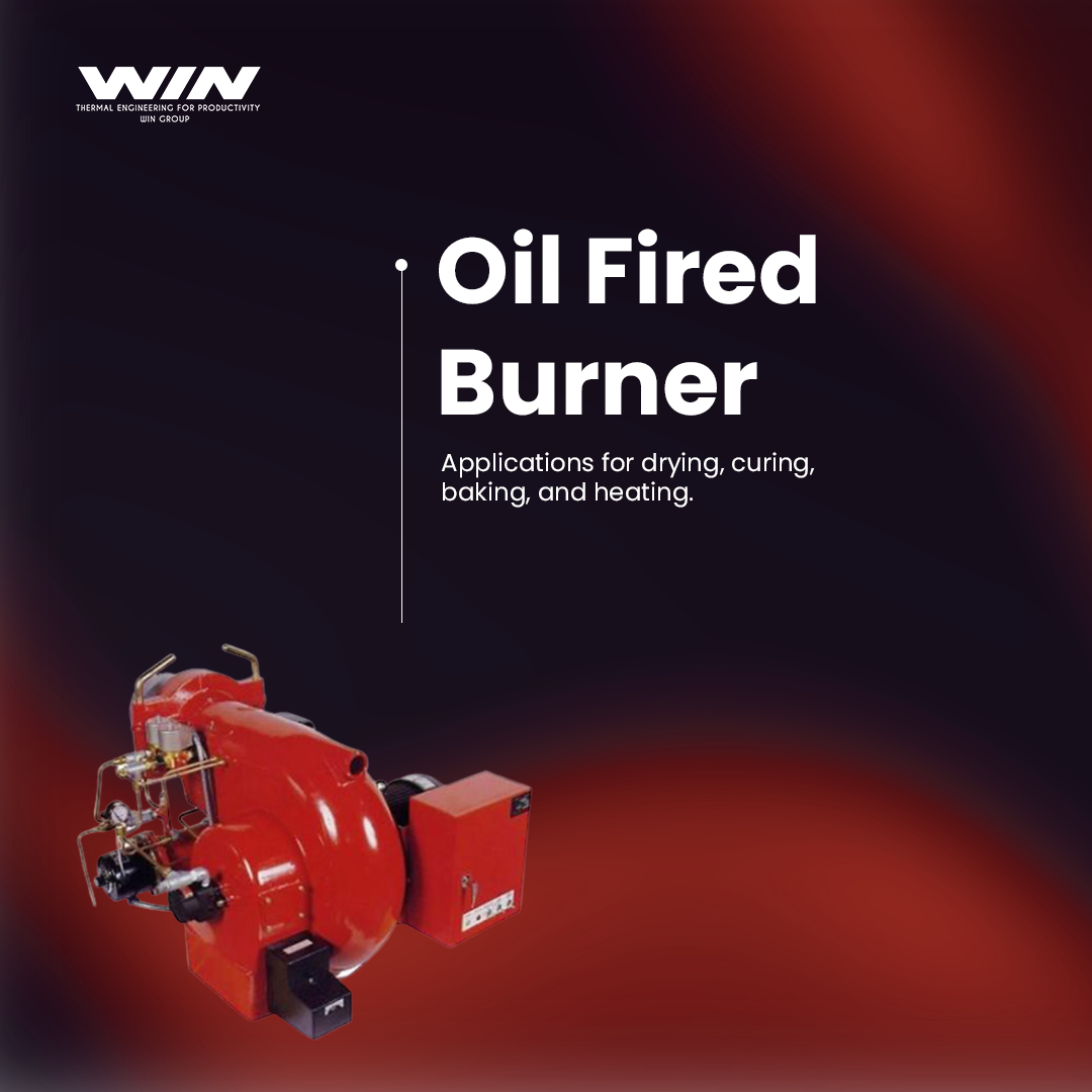 Oil Fired Burner