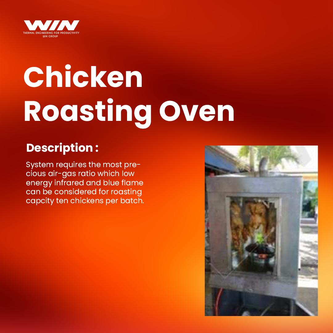 Chicken Roasting Oven