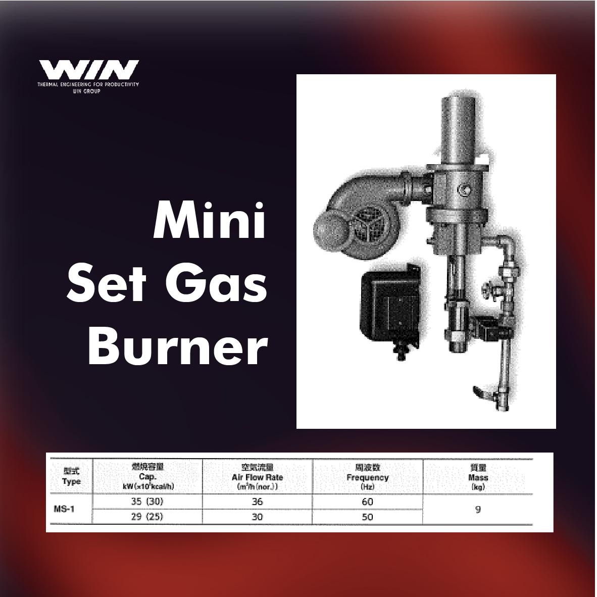 BURNER - WIN-24