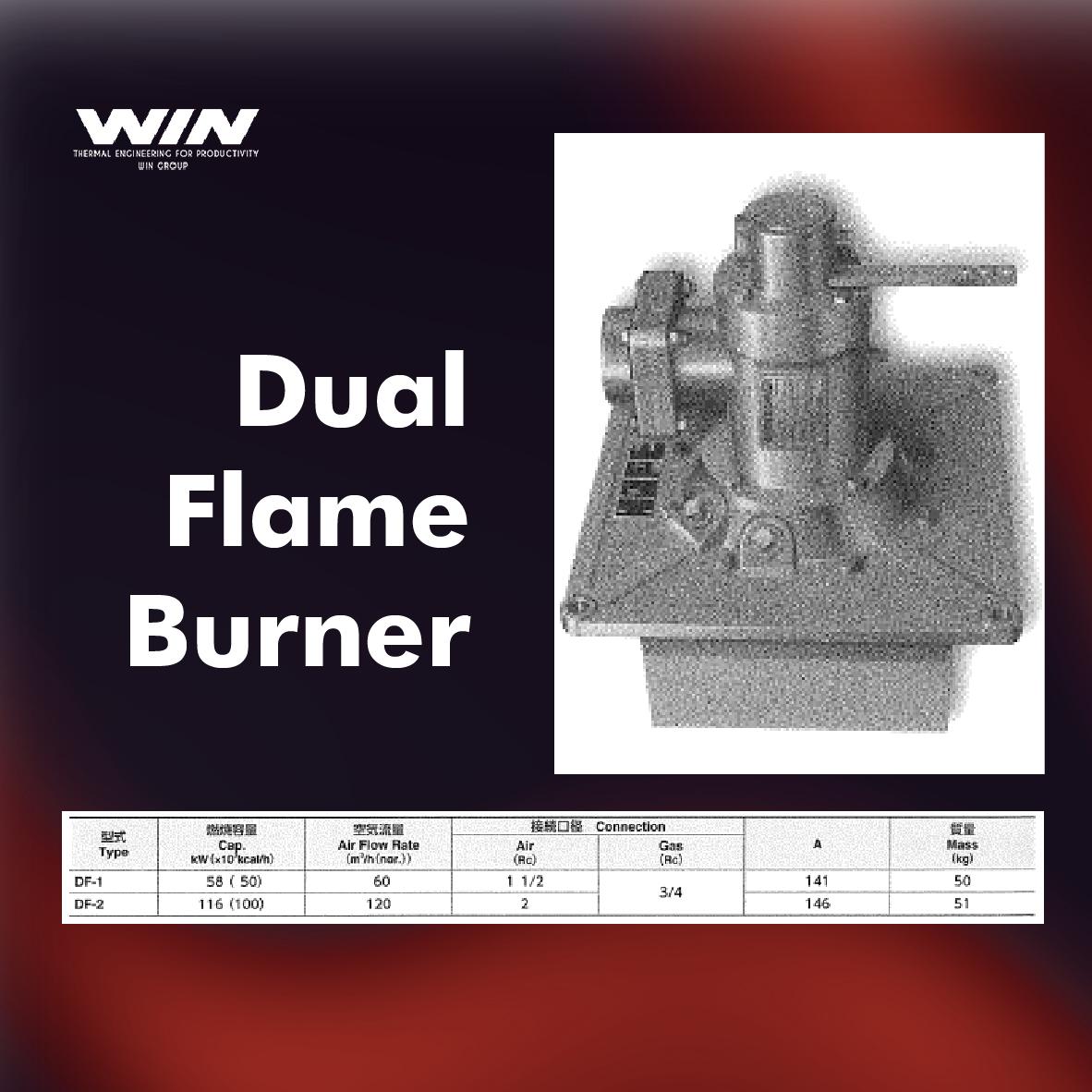 BURNER - WIN-25
