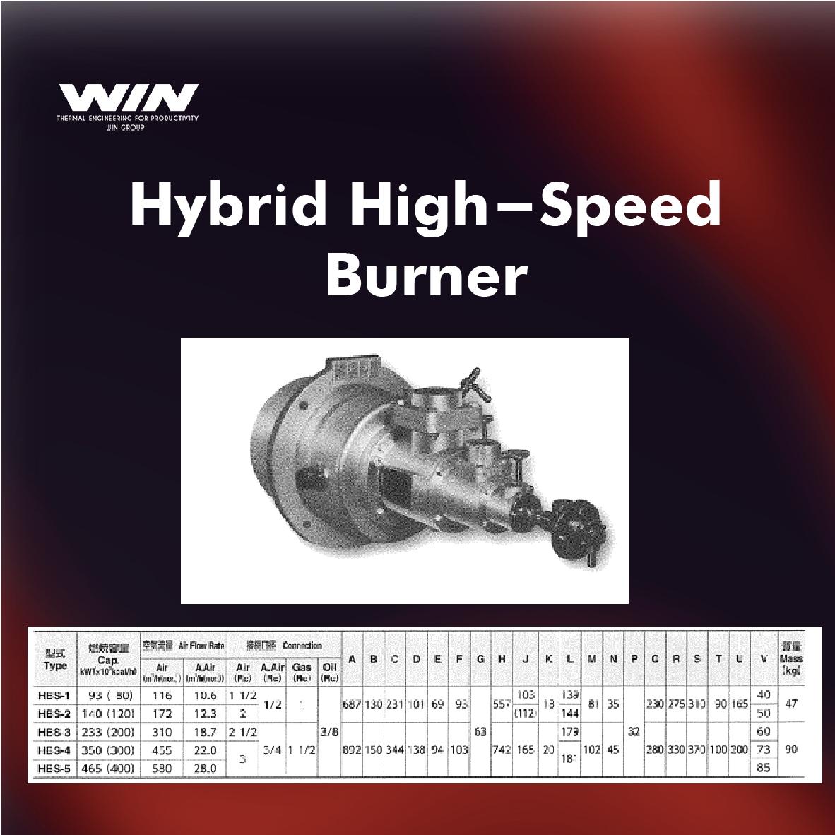 BURNER - WIN-47