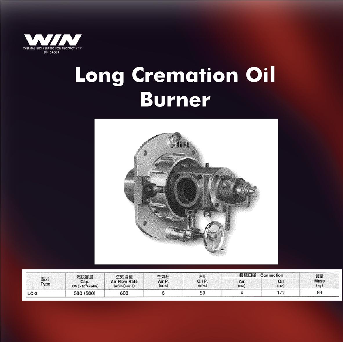 BURNER - WIN-66
